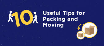 useful packing tips