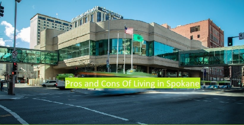 pros and cons of living in spokane