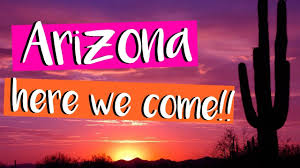 Moving to Arizona